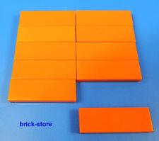 LEGO NR- 4654448/1x3 carreau orange / 10-pc