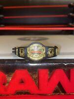 WWE CRUISERWEIGHT CHAMPIONSHIP BELT MATTEL WRESTLING FIGURE ELITE ACCESSORY