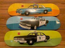 Chocolate X Huf X Evan Hecox Cop Car Series