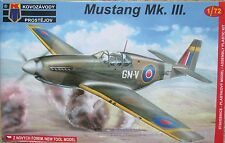 KPM (AZ Models) 1/72 KPM0031  North American  Mustang Mk III 'RAF/RAAF'