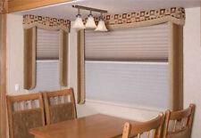 "RV Camper Trailer Day Night Window Sun Shade Blind Curtain Door WRV 21.5 x 23"""
