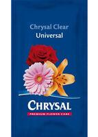 CHRYSAL CLEAR UNIVERSAL - FLOWER FRESH - FLOWER FOOD - 1 SACHET x 1 LITRE