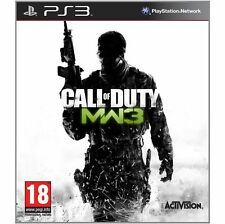 Jeux vidéo pour Sony PlayStation 3 Call of Duty: Ghosts