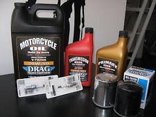 kit tagliando olio 4 LITRI harley davidson 1340 road king  softail dyna big twin