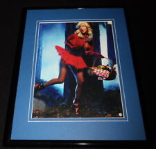 Jenny McCarthy 2006 Little Red Riding Hood Framed 11x14 Photo Display