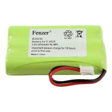 B2G1 Free NEW Cordless Phone Rechargeable Battery for SANIK 3SN54AAA80HSJ1 23025