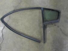 14-16 KIA FORTE Left Rear Vent Window Clear Glass Trim Moulding Molding Factory