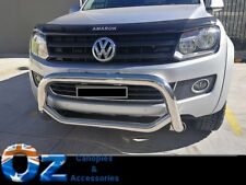 VW Volkswagen Amarok Nudge Bar Suits with Front Parking Sensors 2013 to Current