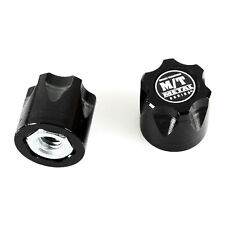 RC4WD Mickey Thompson Metal Series 1/10 Wheel Center Caps (2)  Z-S0850