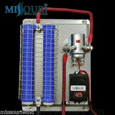 Wind and Solar Charge Controller w/ LED Display & 600 Watt Divert Load