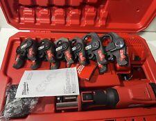 Milwaukee Force Logic Press Tool With One Key 2922 22