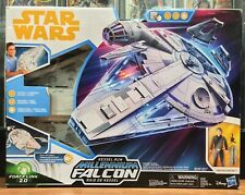 💥 Kessel Run Millennium Falcon - Solo - Vehicle - Star Wars  Action Figure