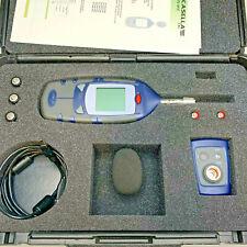 Cessela Cel 240 Sound Meter With Cel 1202 Calibrator Kit