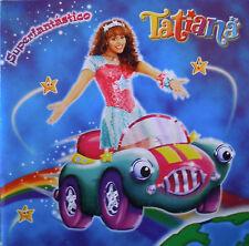 TATIANA Superfantastico CD MEXICAN EDITION 1998 canciones de PARCHIS Timbiriche