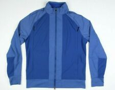 Lululemon Blue Full-Zip Mens Athletic Performance Track Jacket sz L