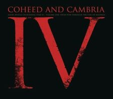 COHEED AND CAMBRIA - GOOD APOLLO I'M BURNING STAR IV  2 VINYL LP NEW+