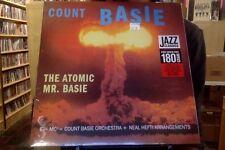 Count Basie The Atomic Mr. Basie LP sealed 180 gm vinyl RE reissue Jazz Wax
