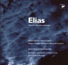 KARL-FRIEDRICH BERINGER/WINDSBACHER KNABENCHOR - ELIAS;2 CD 45 TRACKS CHOIR NEW+