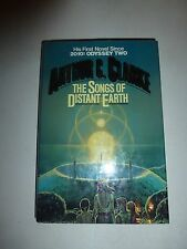 The Songs of Distant Earth by Arthur C. Clarke (1986, Hardcover 1st Edition)B100
