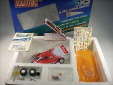 """Scalextric Exin  Ref. 7011  Porsche 956 """"BELGA""""SRS"""