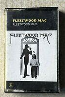 Fleetwood Mac self titled cassette - 1975 Reprise paper label