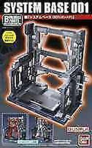 BANDAI Gunpla EXP003 System Base 001 For Gunpla 1/144 'Gun Metal'