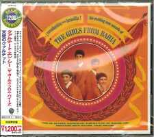 QUARTETO EM CY-REVOLUCION CON BRASILIA-JAPAN CD Ltd/Ed C15