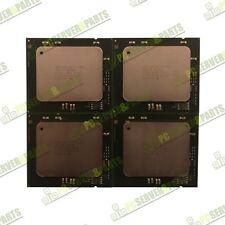 Lot of 4 Intel Xeon 8-Core 2.13GHz E7-4830 CPU Processor for Dell R810