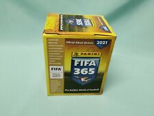 Panini Fifa 365 2021 Sticker 1 x Display / 50 Tüten / 250 Sticker Neu
