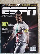ESPN Deportes La Revista Junio 2012 - Cristiano Ronaldo issue