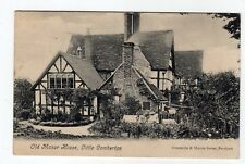 WORCESTERSHIRE, LITTLE COMBERTON, OLD MANOR HOUSE, 1914