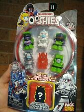 1x Transformers Ooshies Series 1 7-pack Pencil Topper 36 to Collect Auto