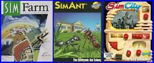 SIM FARM SIM ANT SIM CITY PC +1Clk Windows 10 8 7 Vista XP Install