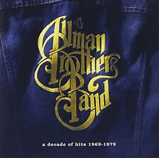 The Allman Brothers Band - A Decade of Hits 1969-1979 [CD]