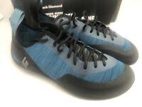 Black Diamond Momentum Lace Men's Climbing Shoes Midnight Size 10.5