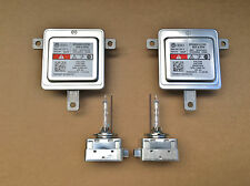 NEW! OEM! Audi / VW 8K0.941.597 E Xenon BALLASTS & HID BULBS KIT CONTROL UNIT
