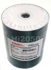 100 CMC Pro (TY) 52X CD-R White Inkjet Hub Printable (T-CDR-WPP-SK)