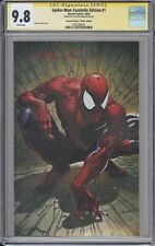 Spider-Man #1 Facsimile CGC SS 9.8 Crain TORMENT RED suit Scorpion VIRGIN EXCL