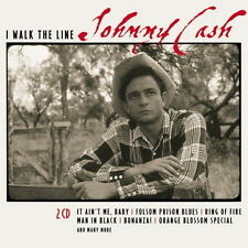 Johnny CASH I Walk The Line (Ring of Fire) doppio cd 2001 Sony Music