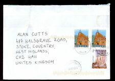 Poland 2010 Cover To UK #C3777