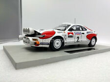 TOP MARQUES Toyota Celica GT4 Winner RAC Rally 1992 Night Vision #2 1/18 Scale