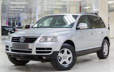 HEKO wind deflectors FULL 4-piece set VW TOUAREG I 5-doors 2003-2010