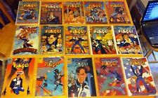 AMERICAN FLAGG First Comics Howard Chaykin 15 Issue Lot 1980s VF+ Condition