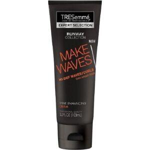 New Tresemme Runway Collection Make Waves Shine Enhancing Cream 3.5 fl oz