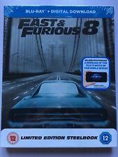 Fast & Furious 8 (Blu Ray Steelbook)