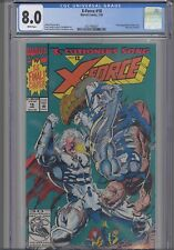 X-Force #18  CGC 8.0  Marvel Comic bagged with card. See Details: NEW Frame