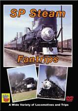 SP Steam Fantrips DVD NEW Greg Scholl Southern Pacific cab forwards donner pass