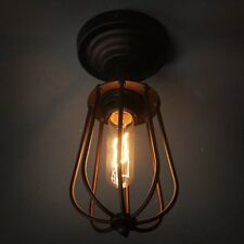 Retro Pendant Lamp Ceiling Lamps Loft Light Home Lighting  Industrial Fitting