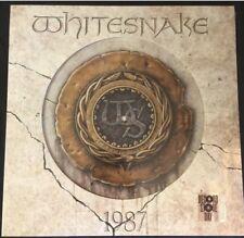 Whitesnake 1987 Picture Disc Vinyl Rsd 2018 new