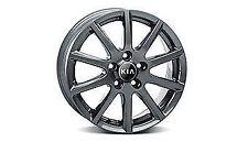 "Genuine Kia Cee'D & Pro Cee'D 2013+ 16"" Ansan Style Alloy Wheel - A2400ADE02"